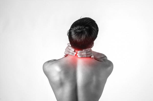 zones de tensions musculaires
